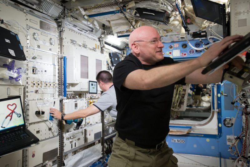 NASA Astronaut Scott J. Kelly (Captain, USN, Ret.). Photo credit: NASA