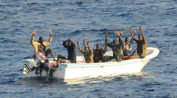 Pirates in Gulf of Guinea Switch to Kidnapping Crew Amid Oil Price Slump