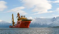 New Offshore Vessel 'Edda Freya' Powered by Lithium Ion Battery