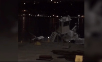 Horrifying Video Shows Fatal Tugboat Sinking on Hudson River
