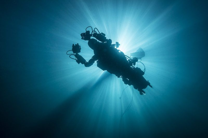 oceanone humanoid robot