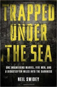 Trapped Under the Sea Book