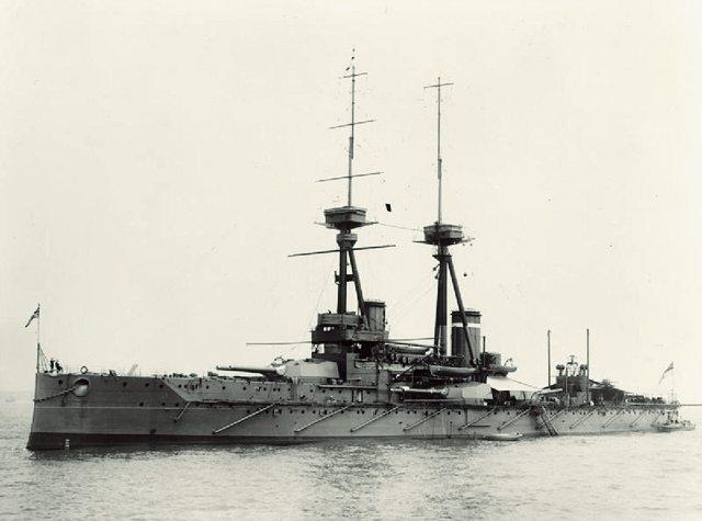 HMS_Collingwood