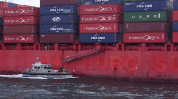 Video: What It's Like to Be a Ship Pilot in New York Harbor