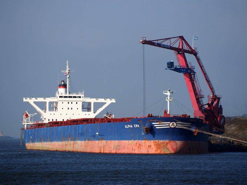 dry bulk ship