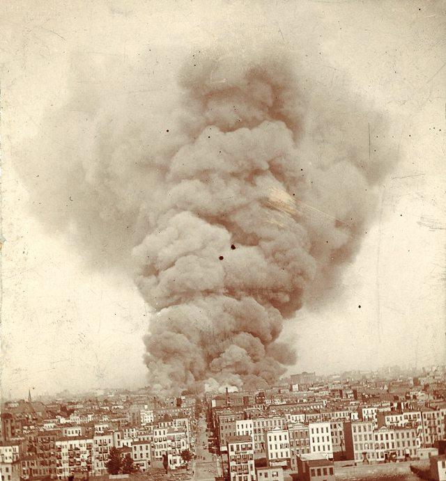 1900 Hoboken Docks fire