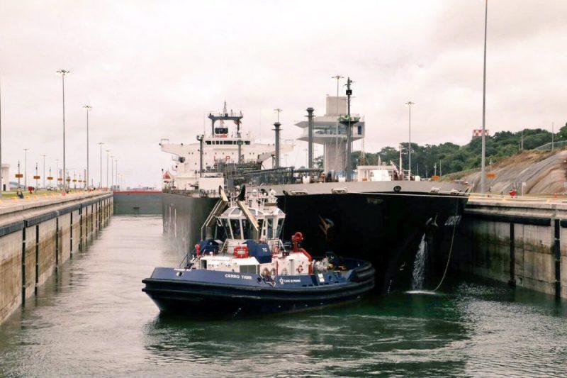 The LPG tanker