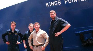 Sea Year Fears At US Merchant Marine Academy