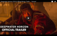 Watch the First Official Movie Trailer for 'Deepwater Horizon'