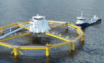 World's First Offshore Fish Farm Rig to be Moored Off Norway