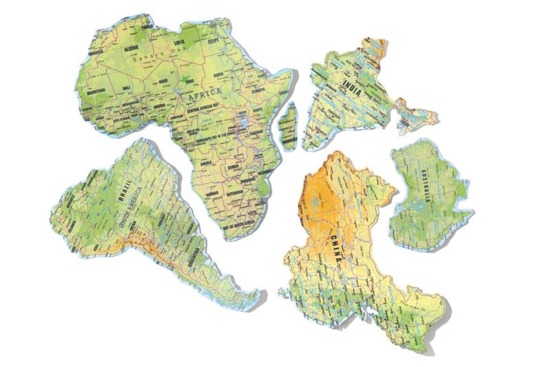 Globalization Trade Map