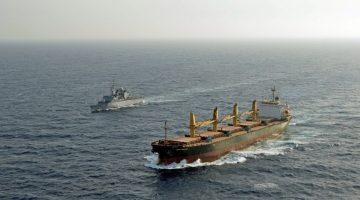 Worldwide Piracy Falls to Lowest Level Since 1995