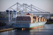 Port of Savannah Welcomes First Ship Through Expanded Panama Canal