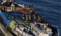 Twelve Pirates Convicted Over 2013 Attack on MSC Containership in Indian Ocean