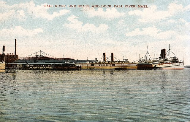 fall river dock