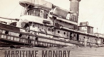Maritime Monday for July 25th, 2016
