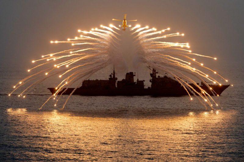 HMS Richmond's Lynx