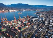Vancouver Port Traffic Falls as Canadian Economy Struggles