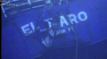 NTSB: El Faro Master Gave Order to Abandon Ship, VDR Data Reveals