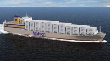 Matson Orders Two 'LNG-Capable' ConRos for $511 Million