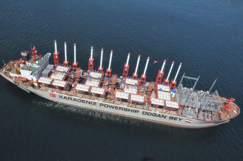 MV Karadeniz Powership Rauf Bey