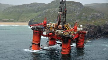 Transocean to Scrap Three Floaters