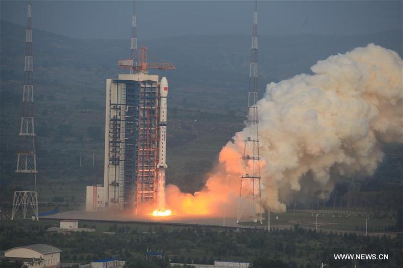 China  Long March 4C rocket