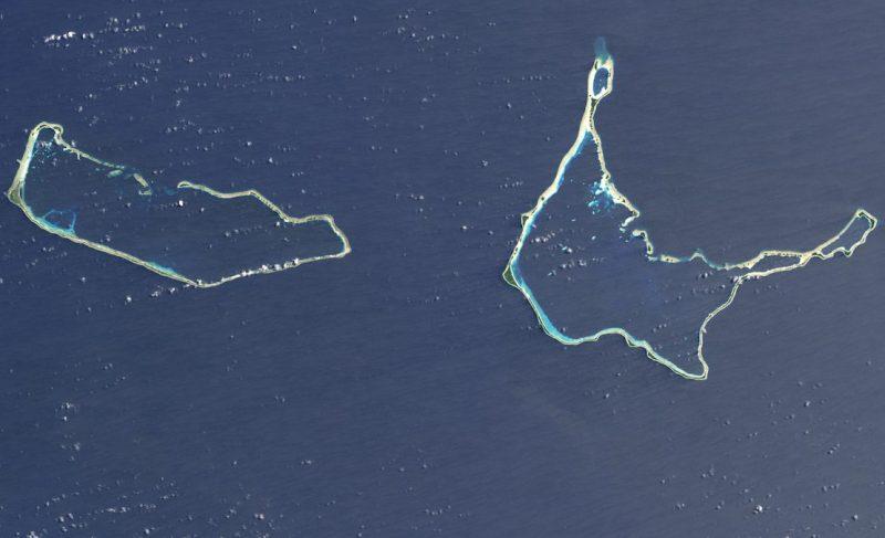 Majuro and Arno Atolls of the Marshall Islands