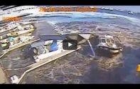 Video: Carnival Cruise Ship's Prop Wash Destroys Italian Marina