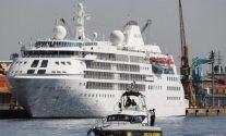 Rio 2016 – US Basketball Stars Charter Luxury Cruise Ship