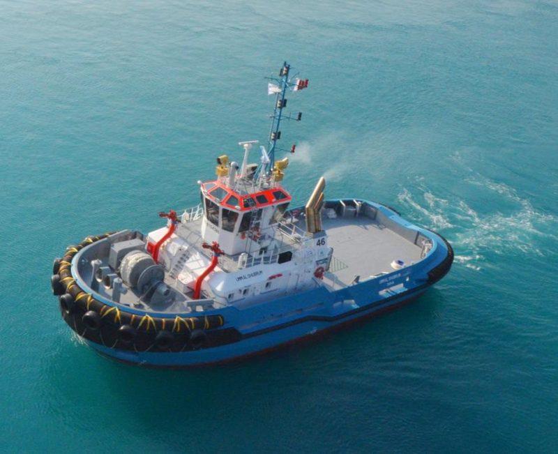 The Damen ASD Tug 2810