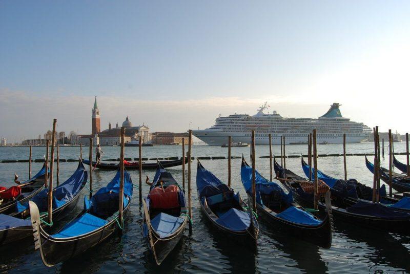 Venice, Italy. Pixabay/pcdazero