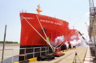 ABS Classes World's Largest LNG-Powered Ethane Carrier