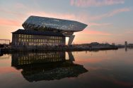 Port of Antwerp Opens Awe-Inspiring New Headquarters -PHOTOS