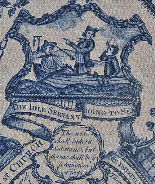 industry-and-idleness-rewarded-artist-unknown-c-1775-colonial-williamsburg-detail