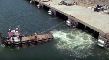 Truck vs Tugboat Ultimate Tug of War –  Who ya got?