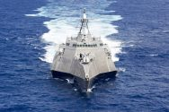 U.S. Says Littoral Combat Ship USS Coronado 'Ready to Go' in Singapore