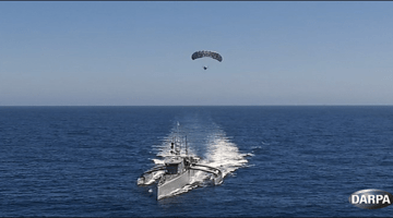 WATCH: Testing the Pentagon's New Unmanned Sub Chaser