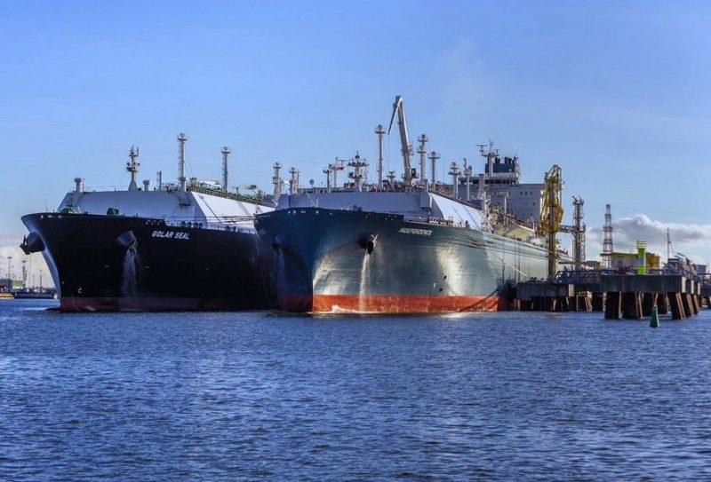 Photo credit: Klaipedos Nafta