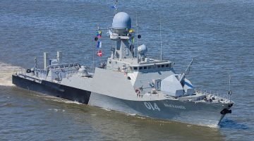 Russia Beefs Up Baltic Fleet Amid NATO Tensions