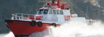 San Francisco Bar Pilot Boat Golden Gate