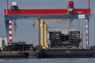 Fincantieri Emerges as Sole Bidder for STX France -Sources