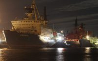 Russia Set to Dismantle First Nuclear-Powered Icebreaker