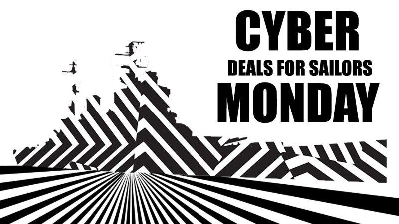 Cyber Monday Deal Ship