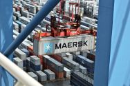 Maersk Credit Rating Downgraded by Moody's