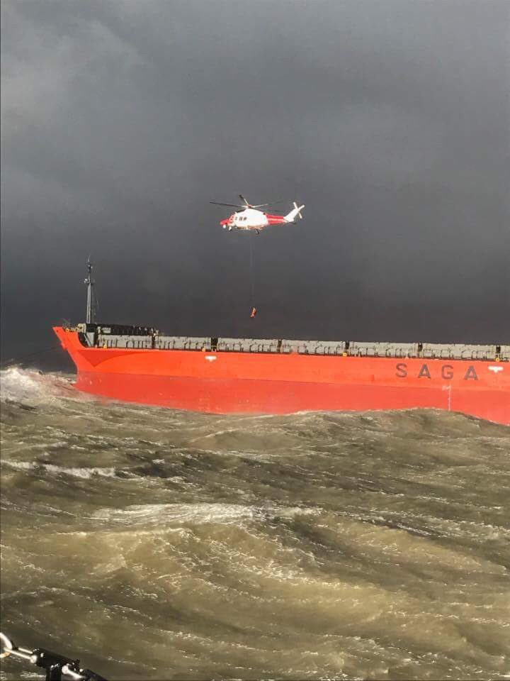 Photo credit: RNLI Dover/Mark Hamilton