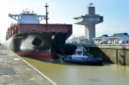 Panama Canal Welcomes Largest Ship to Date – MV Valparaiso Express