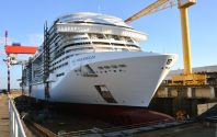 MSC Cruises Finalizes Two-Ship Construction Contract with STX France