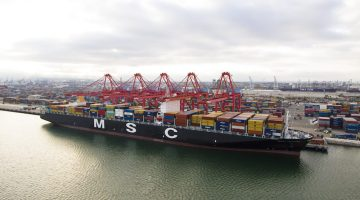 U.S. Judge Approves Hanjin Terminal Sale
