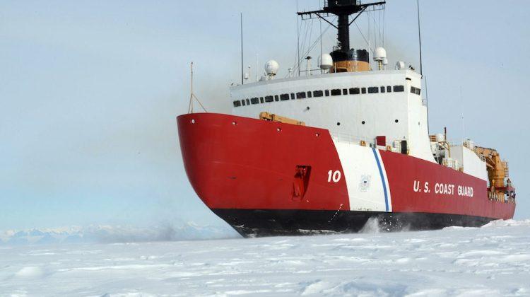 Ship Photos: U.S. Icebreaker 'Polar Star' Reaches McMurdo Station, Antarctica